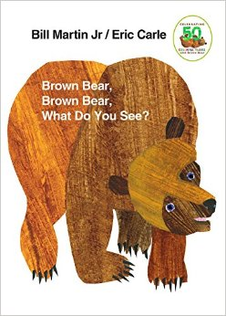 1st Grade: Brown bear Brown bear